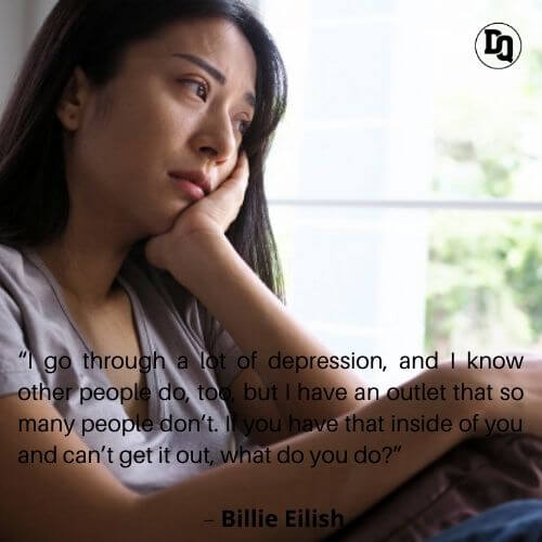 Depression quotes to inspire and teach