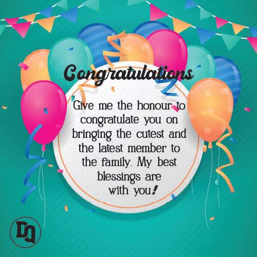 Best Congratulations Messages & Wishes