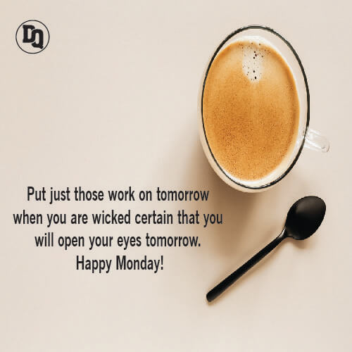 Motivational Monday Work Quotes