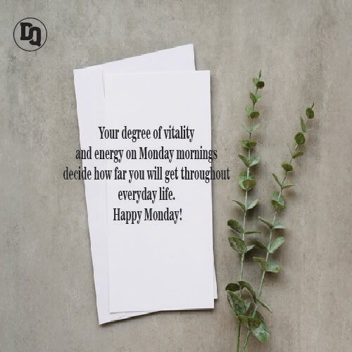 Happy Monday Wishes | Good Morning Monday Messages