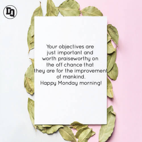 Inspirational Monday Morning Quotes | Happy Monday Motivation Wishes & Messages
